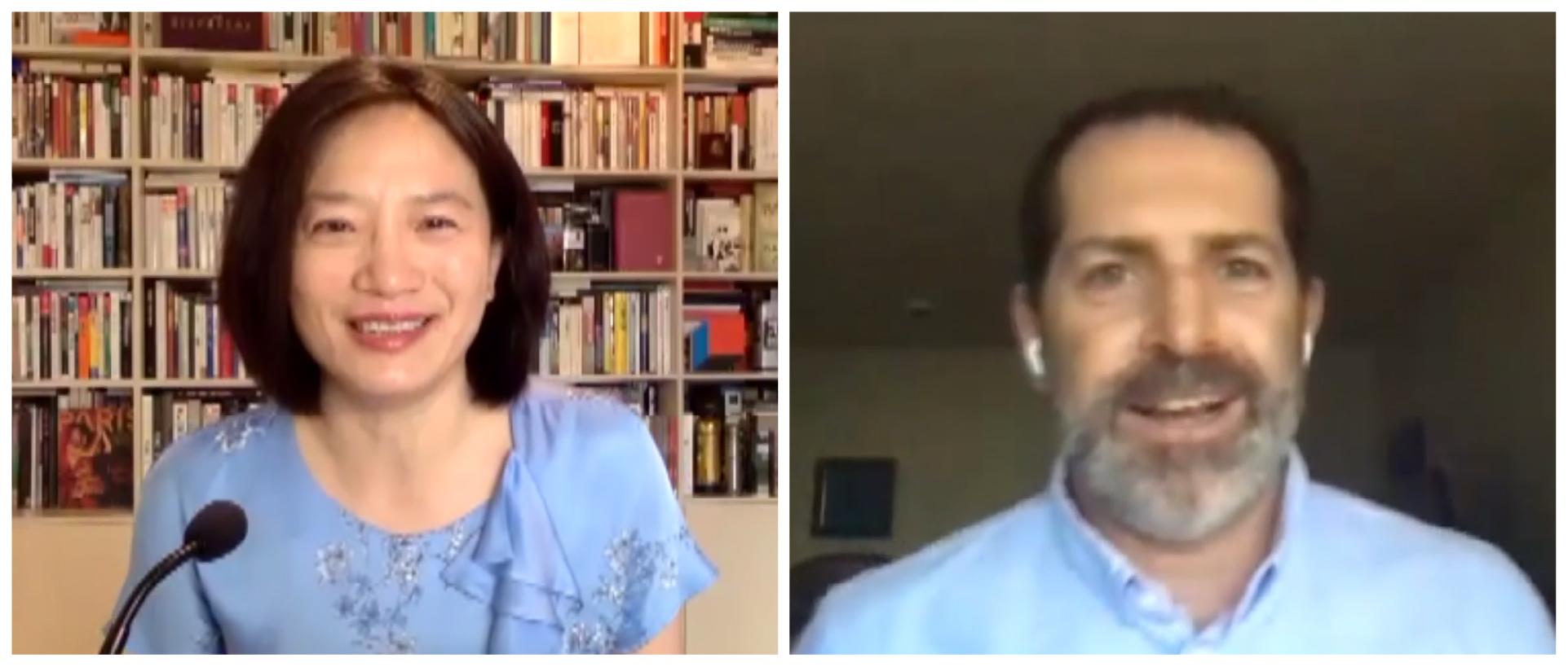 橙湾大学校长余燕对话Allbirds联合创始人(附完整视频)